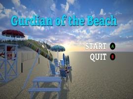 Gurdian of the Beach