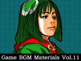 Game BGM Materials Vol.11