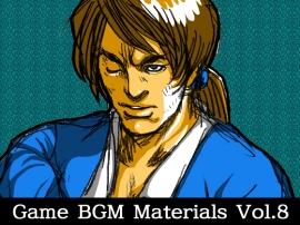 Game BGM Materials Vol.8