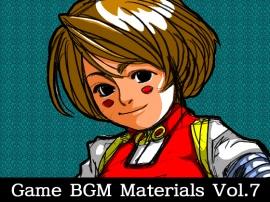 Game BGM Materials Vol.7