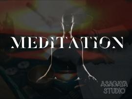 50秒間隔のおりんによる瞑想 Meditation  Orin 自然 虫 海辺