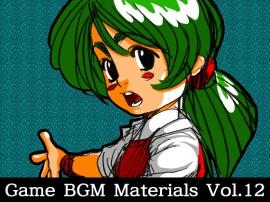 Game BGM Materials Vol.12