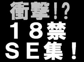 18禁!著作権フリー効果音素材集020【SE】お風呂