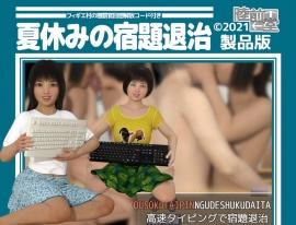 フィギエ村の懲罰官回想解放コード付き/夏休みの宿題退治 製品版