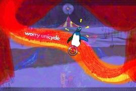 差分含め8曲!著作権フリーBGM『worry unicycle』