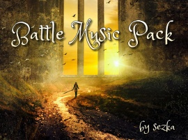 Battle Music Pack by sezka