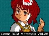 Game BGM Materials Vol.28