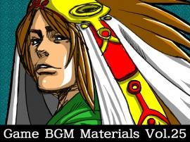 Game BGM Materials Vol.25