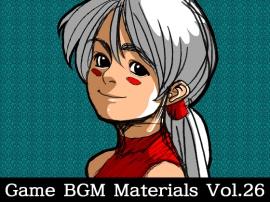 Game BGM Materials Vol.26