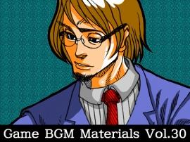Game BGM Materials Vol.30