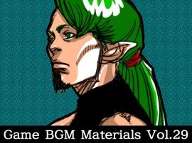 Game BGM Materials Vol.29