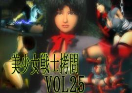 美少女戦士拷問 VOL25 絶頂地獄 PV