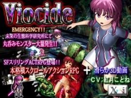 Viocide ~Vore Side Action RPG~ PV