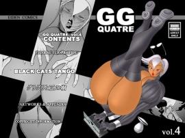 GG QUATRE vol.4