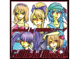 Full Metal Marisa!!