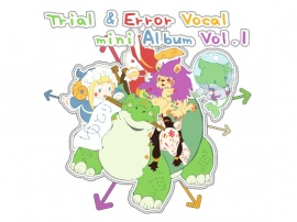 Trial & Error Vocal mini Album Vol.1