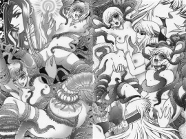 邪淫魔宮の妹姫剣士 1+2