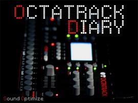 OCTATRACK DIARY