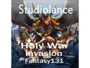 【スタジオランス BGM素材 Holy War】