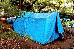 東村山ホームレス暴行死事件のマンガ