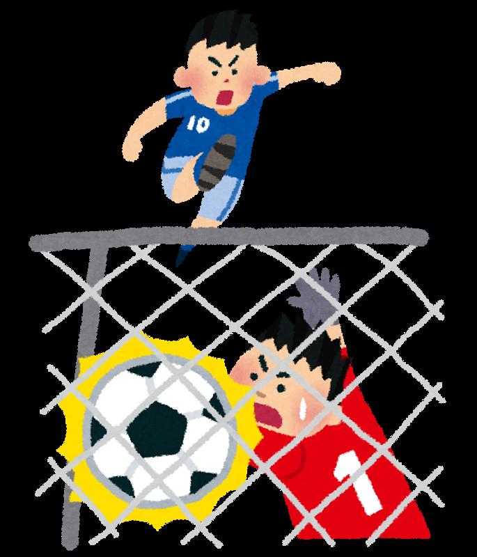 好きな作品でサッカーチーム結成!