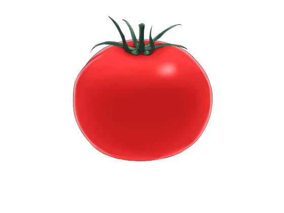 トマトが赤くなると医者が青くなる、ならばその逆は?