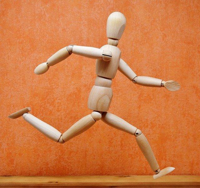 運動不足のためジョギングしたら体調が良くなった話