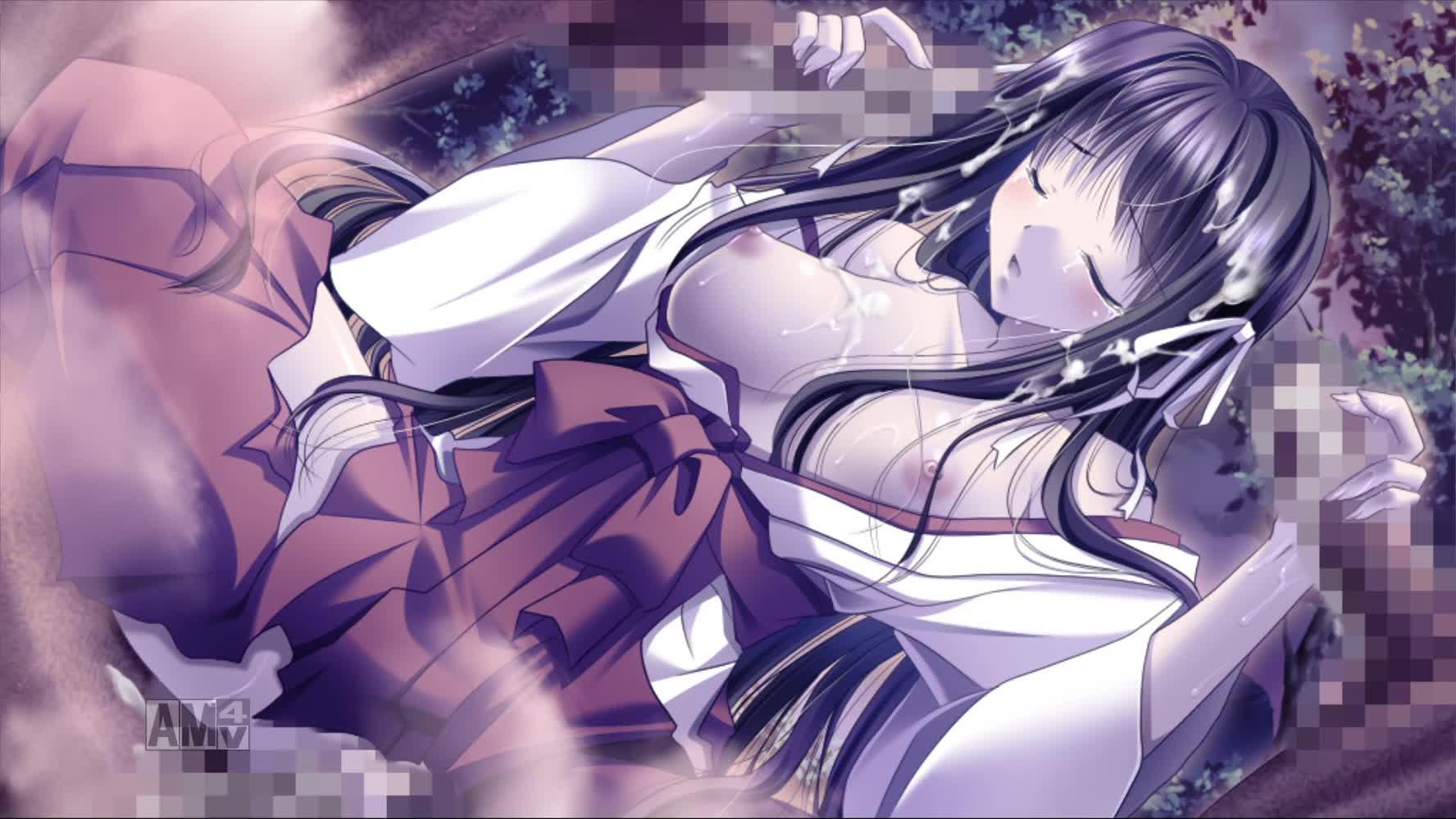 巫女さんが異種姦淫されちゃうエロゲ!神楽シリーズで僕が好きな妖怪シチュエーションランキング!!!!