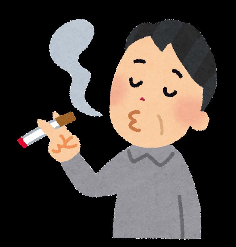 タバコが印象的なキャラクターといえば誰を想像しますか?