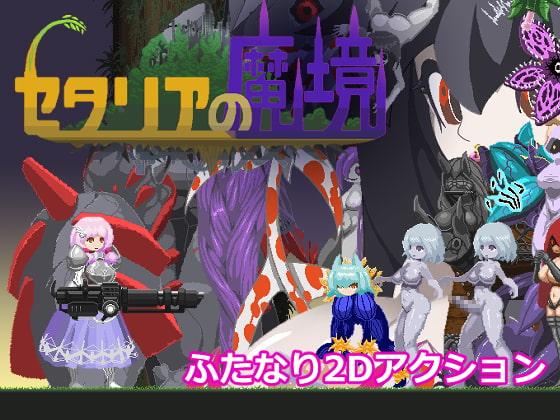 【感想/攻略】セタリアの魔境【ふたなり娘×2D探索アクションゲーム】