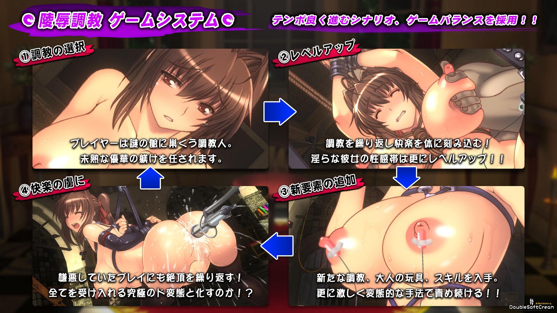 【巣ごもり需要】FANZA同人ゲーム ランキングTOP50(GW後 月間)
