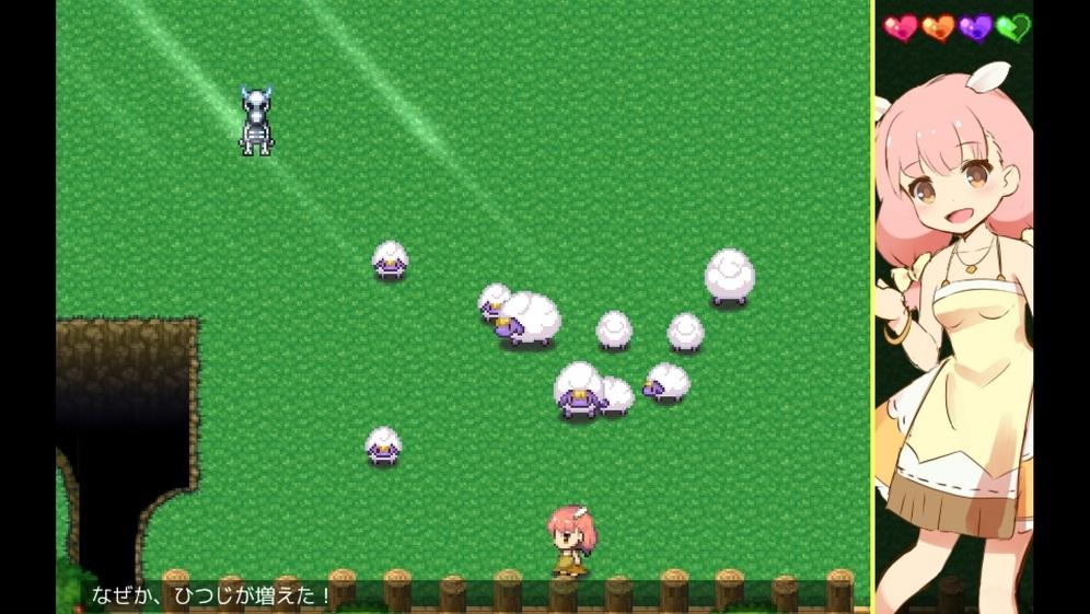 フリーミニゲーム「ひつじのやつ」をご紹介 ひつじたちをゴールまで導こう!