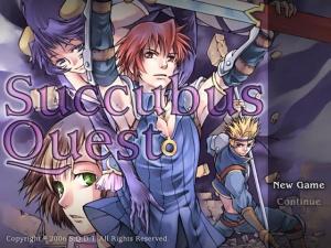 Succubus Quest