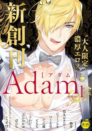 私は大人なので、BL漫画だってR18で読んじゃうんだ Adam volume.1【R18版】