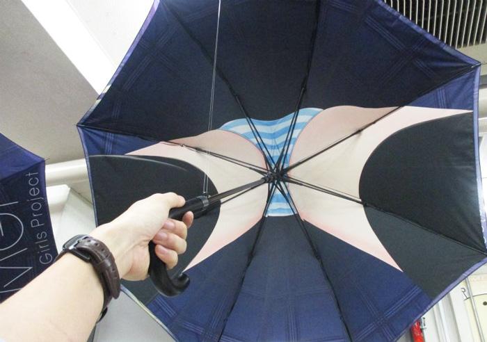 6/11は傘の日らしいから傘のイメージのあるキャラを何人か紹介しよう