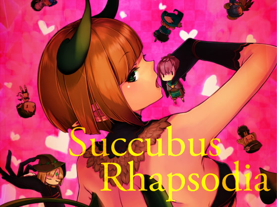 Succubus Rhapsodia BESTEND